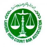 Lahore High Court Bar Association Logo