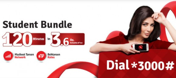 Mobilink Bundle Offer Specially For Students