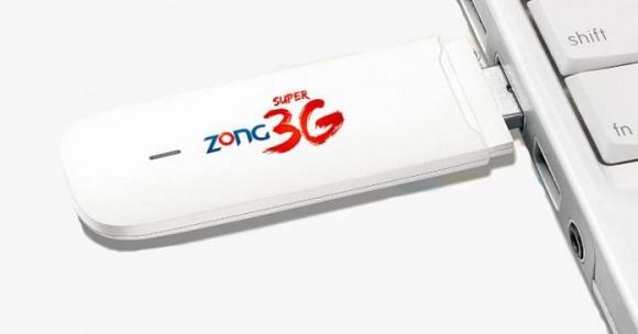 Zong 3G USB