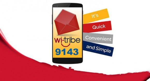 Wi-tribe SMS Service