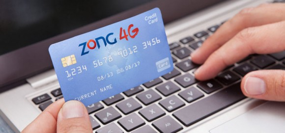 Zong Credit Cards