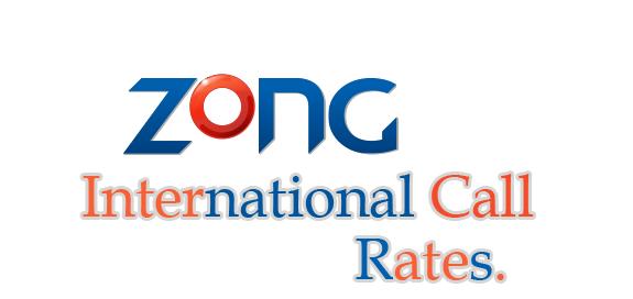 Zong-International-Call-Rates