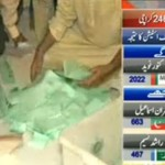 NA 246 Karachi result of 5 Polling Stations