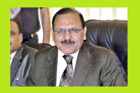 Chairman Pemra Ch Rasheed