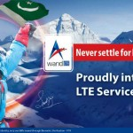 Warid Started 4G LTE Service In Murree