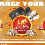 PTCL Lucky Draw Cash Prizes For EVO Customers