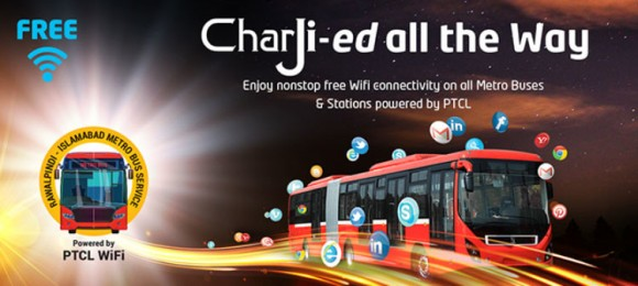 PTCL Wifi Metro