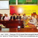 PTA Launches Smart Pakistan Web Portal