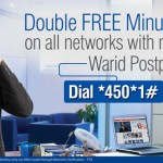 Warid Double Bundle Offer For Postpaid Customers
