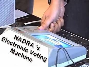 Electronic Biometric Voting System in Pakistan