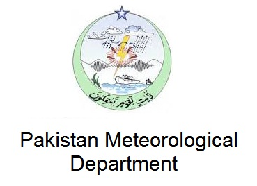Flood Alert in Chenab, Jhelum and Ravi Rivers - PMD Logo