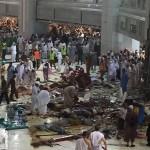 Makkah  Mukarrama Crane Accident 70 Haji Died
