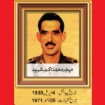 Major Muhammad Akram Shaheed