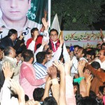 PMLN Election Rally in NA 122, PP 147 Lahore a