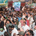 PTI Election Rally in NA 122, PP 147 Lahore a
