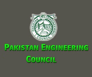 Pakistan Engineering Council (PEC) Logo