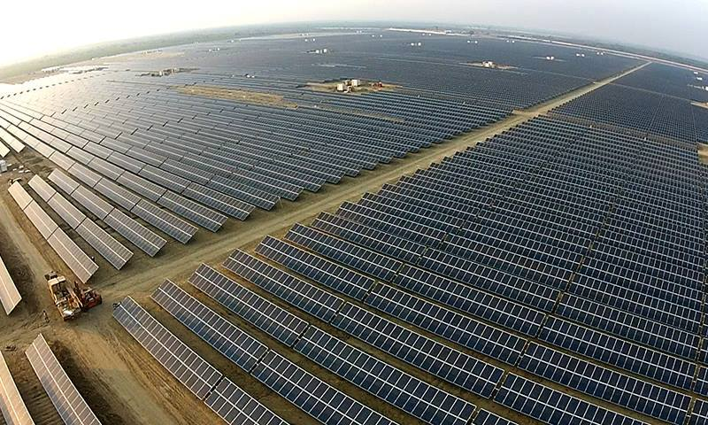 Quaid E Azam Solar Power Park Qasp Bahawalpur Paki Mag