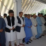 Shahbaz Sharif's Eid at Raiwind Lahore