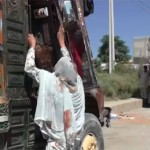 Shamim Akhtar Female Truck Driver of Pakistan - Going to Drive