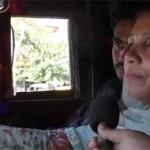 Shamim Akhtar Female Truck Driver of Pakistan - driving