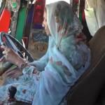 First Woman Truck Driver of Pakistan - Shamim Akhtar From Rawalpindi
