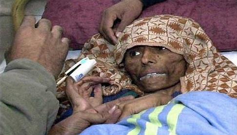 Naqsha Bibi of Kashmir Died in Multan