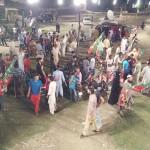 PTI Lahore Jalsa 4-10-2015 Lahore