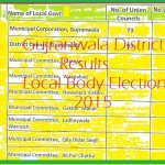 Gujranwala District Results Local Body Elections 2015