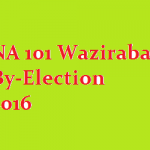 NA 101 By Election - 18 Candidate's Nomination Papers Accepted