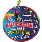 Balochistan Sports Festival March 22-29, 2016