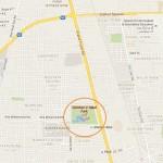 Gulshan-e-Iqbal Park Gujranwala - Location Map