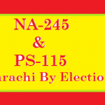 NA 245 Candidates Submit Papers including MQM, PTI, PPP and PMLN