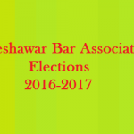 Peshawar Bar Election Result 2016