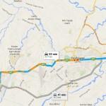 Peshawar Metro Bus Route Map (Proposed)