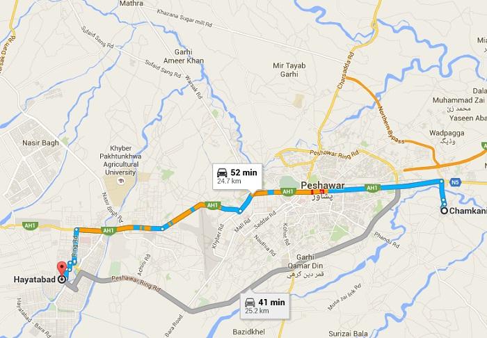 Peshawar Metrobus – Paki Mag