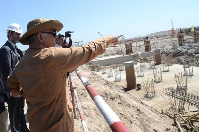 Shahbaz Sharif Visit Bhikki Power Plant 1