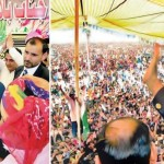 Umer Kot - Bilawal Bhutto in Holi Ceremony at Marvi Ground - Hindus Coloring Bilawal Zardari Face