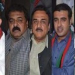 PPP, PMLN and PTI Election Jalsas in NA 153 Jalalpur Pirwala