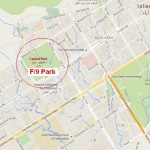 F-9 Park, Fatima Jinnah Park, Capital Park Islamabad - Location Map