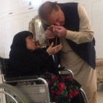 Nawaz Sahrif Left Lahore for London - Love with Mother