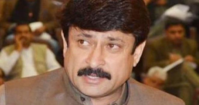 Arbab Akbar Hayat (Late PMLN MPA PK-8 Peshawar)