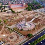 Development Of Greater Iqbal Park Lahore (Pics Gallery)