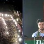 Imran Khan Addressing Faisalabad Jalsa - Live Update
