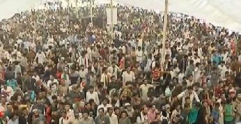 PTI Muzaffarabad Jalsa Picture 18-5-2016