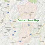 Swat District Map Detail