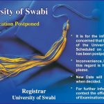 University of Swabi Convocation Postponed