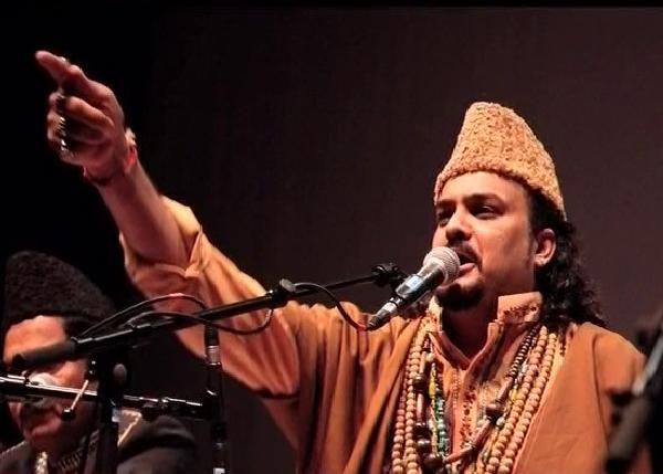 Amjad Fareed Sabri Qawal Death in Karachi 22-6-2016 picture