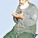 Abdul Sattar Eidhi Offering Namaz picture