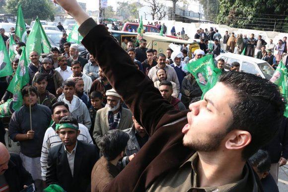 PMLN Mirpur LA-3 Election Wins