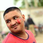 PTI Supporter in Jhelum Jalsa Pic